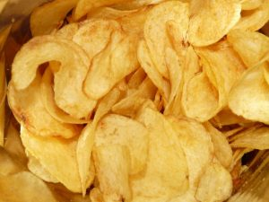 If you always crave chips, keep them out of the house.
